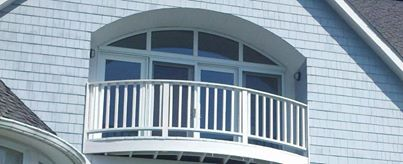 Arched Insulated Glass
