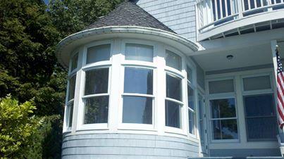 Curved Glass Windows